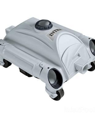 Пылесос робот для бассейнов, вакуумный пылесос Intex 28001 для...