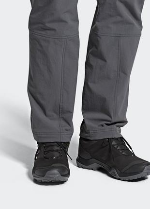 Мужские кроссовки adidas terrex brushwood leather ac7856