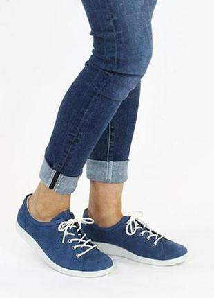 Кроссовки, кеды женские ecco soft 2. 0