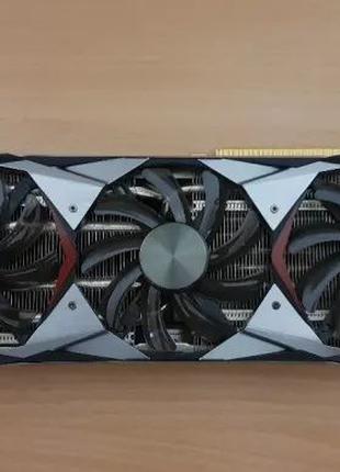 Видеокарта игровая GeForce GTX 1080 Ti Manli