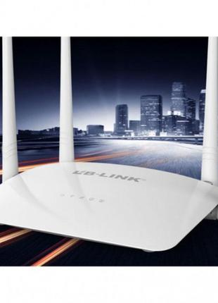 Маршрутизатор LB-Link BL-WR450H WiFi Роутер для дома 4-и антен...
