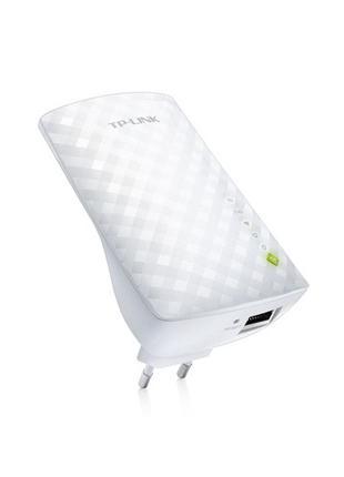Точка доступа-усилитель TP-LINK RE200 802.11ас 2.4/5 ГГц, AC75...
