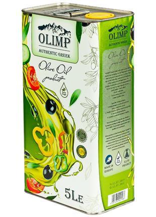 Масло оливковое премиум класса 5л.
