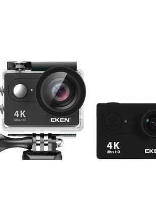 Action Camera Экшн камера EKEN H9 4K black для погружения и от...