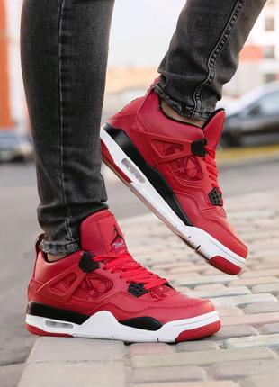 Мужские кроссовки Nike Air Jordan Red