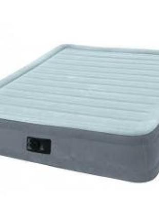 Надувная кровать-матрас Intex Comfort-Plush Mid Rise Queen 677...