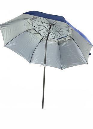"""Зонт пляжный IntexPool MH-2712, система """"Антиветер"""", 162 см, с..."""