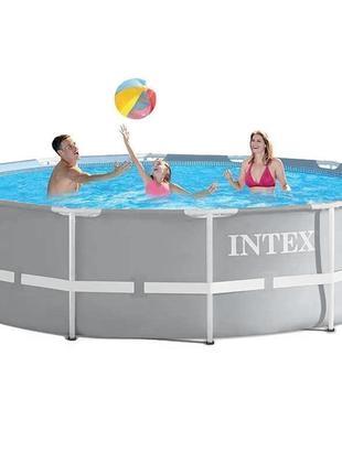 Каркасный бассейн Intex 26718 - 0, 366 х 122 см (чаша, каркас)