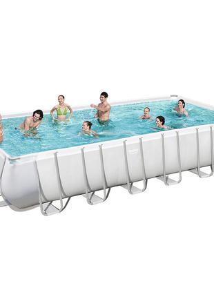 Каркасный бассейн Bestway 56475 - 0 (чаша, каркас), 732 х 366 ...