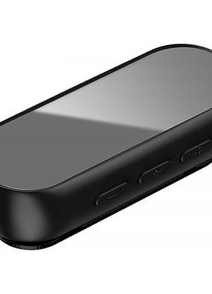 Беспроводной Bluetooth 5.0 приемник для наушников Baseus BA02 ...