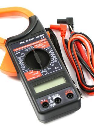 Мультиметр токоизмерительные клещи DT 266