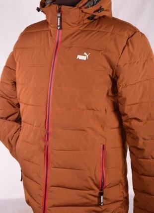 Мужская  зимняя  термо  куртка