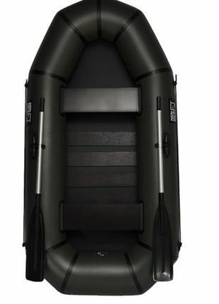 Лодка пвх надувная двухместная PROFI L-245 LS