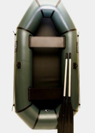 Лодка пвх надувная двухместная Grif boat GH-250