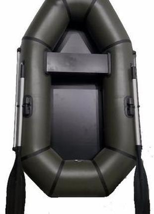 Лодка Grif boat GL-210L пвх надувная полуторка
