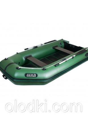 Надувная моторная пвх лодка Ладья ЛТ 310 М