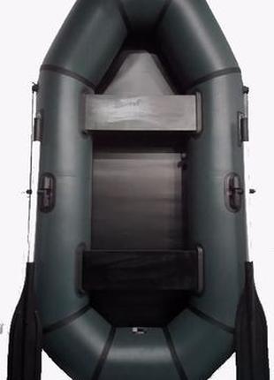 Лодка пвх Grifboat GH-240L надувная двухместная