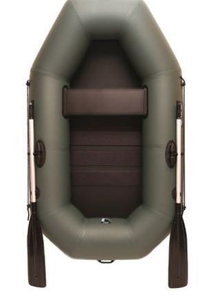 Лодка пвх надувная Grif boat GA-210