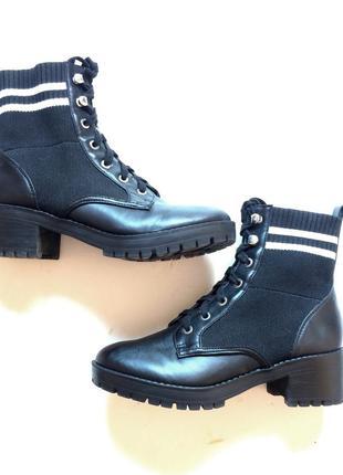 Steve madden ботинки-носки