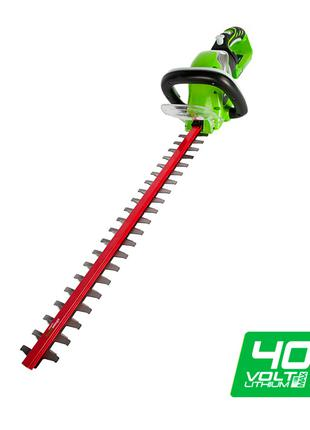 Кущоріз акумуляторний Greenworks G40HT61