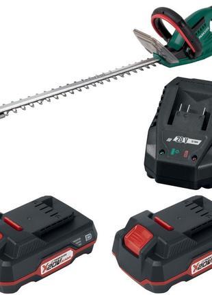 Аккумуляторный кусторез PARKSIDE PHSA 20-Li A1 (АКБ 20 В 2 А/ч...