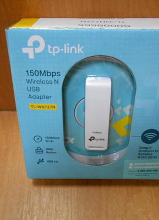 Сетевой адаптер Wi-Fi TP-Link TL-WN727N