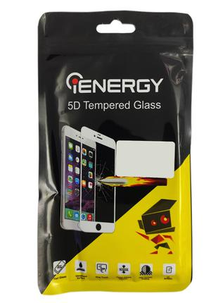 Защитное стекло iEnergy 5D Xiaomi Redmi Note5A Black
