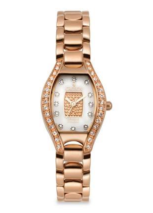 Женские часы с бриллиантами американского бренда croton