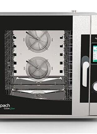 Гастрономическая пароконвекционная печь Apach Squero AP7QT новая