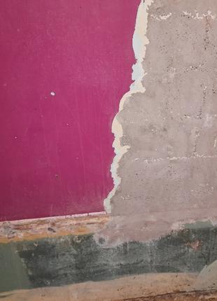 Снятие краски с бетона кирпича без пыли