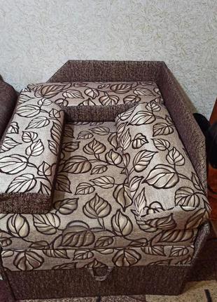 Продам раскладное кресло-кубус
