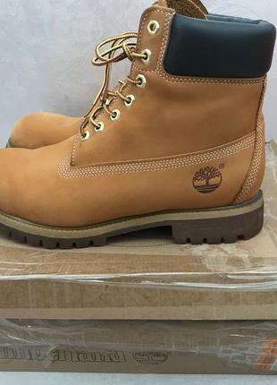 Timberland Premium Waterproof 6 in 1 оригинал ботинки