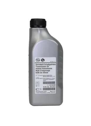 Трансмиссионное масло GM Manual transmission oil 75W85 1л 9316...