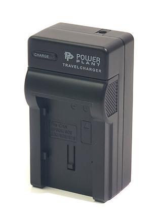 Зарядное устройство PowerPlant Canon BP-807, BP-808, BP-809, B...