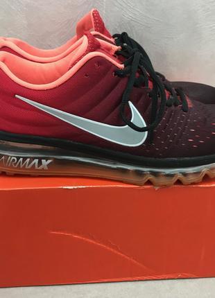 Nike Air Max 2017 кроссовки