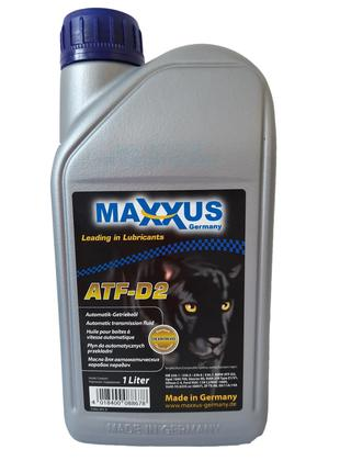 Трансмиссионное масло MAXXUS ATF -D2 1л