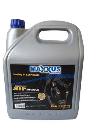 Трансмиссионное масло Maxxus ATF MB-MULTI 5л