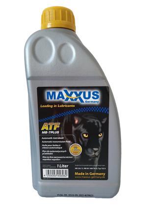 Трансмиссионное масло Maxxus ATF MB-7PLUS 1л
