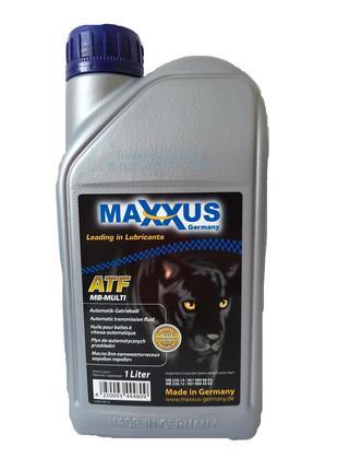 Трансмиссионное масло Maxxus ATF MB-MULTI 1л
