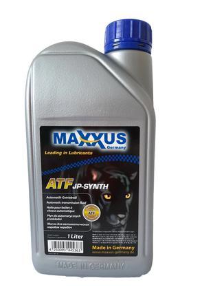 Трансмиссионное масло Maxxus ATF-JP SYNTH 1л
