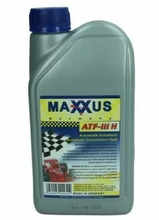 Трансмиссионное масло MAXXUS ATF-III-H 1л