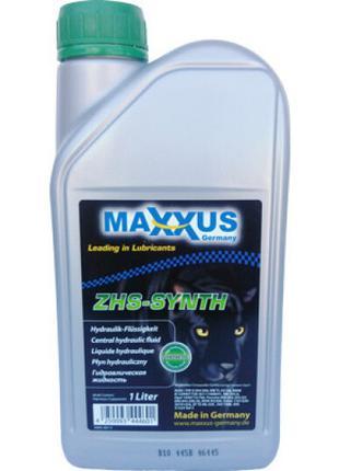 Трансмиссионное масло Maxxus ZHS-SYNTH 1л синтетическое
