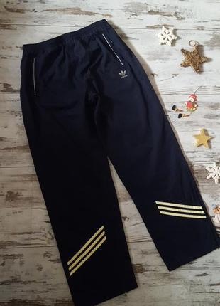 Спортивные штаны на трикотажной подкладке плащевка