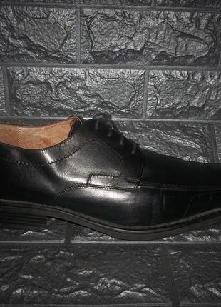 Кожаные туфли roberto santi рр. 43