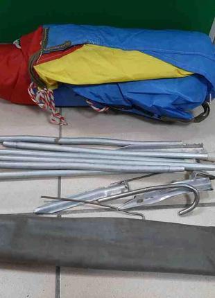 Палатки туристические Б/У Палатка одноместная летняя