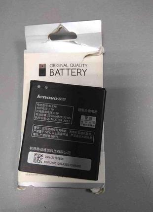 Аккумуляторы к мобильным телефонам Б/У Lenovo BL198