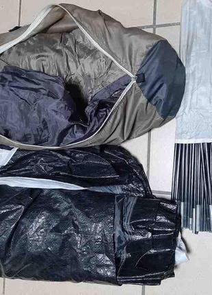 Палатки туристические Б/У Палатка четырехместная
