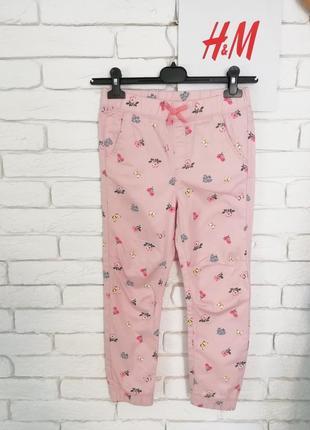 Стильные штанишки для девочки