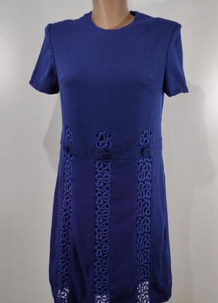 Женское теплое нарядное платье размер 40
