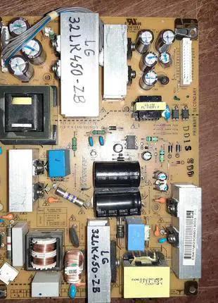Power Supply: LGP26-11P     LGP32-11P